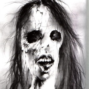 Scary Stories to Tell in the Dark. ill. by  Stephen Gammell