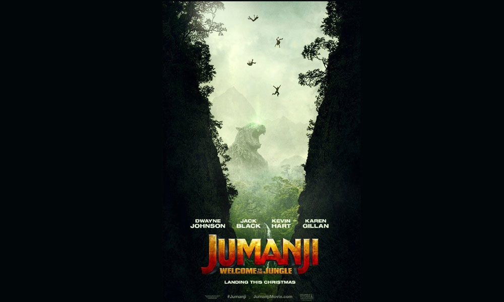 Jumanji: Welcome to the Jungle – SquidFlicks